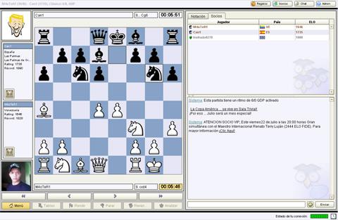 jugar ajedrez descargar: